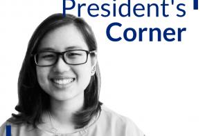 President's Corner: 5/8/19