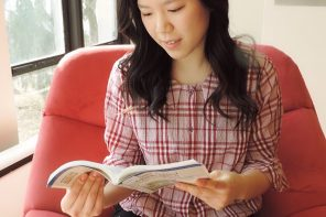 "New voices in children's literature: JoAnn Jung '20 on ""Daddy's Love For Me,"" Asian representation and family"