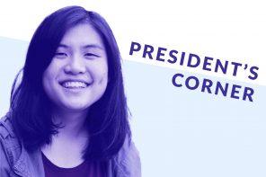 President's Corner 9/18/2019