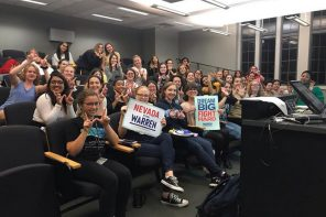 Wellesley for White Women: Divisive Ways Students Engage with American Politics