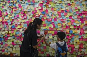 College senators choose silence over moral courage when it comes to Hong Kong