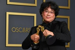 """Parasite"" makes Oscar history"