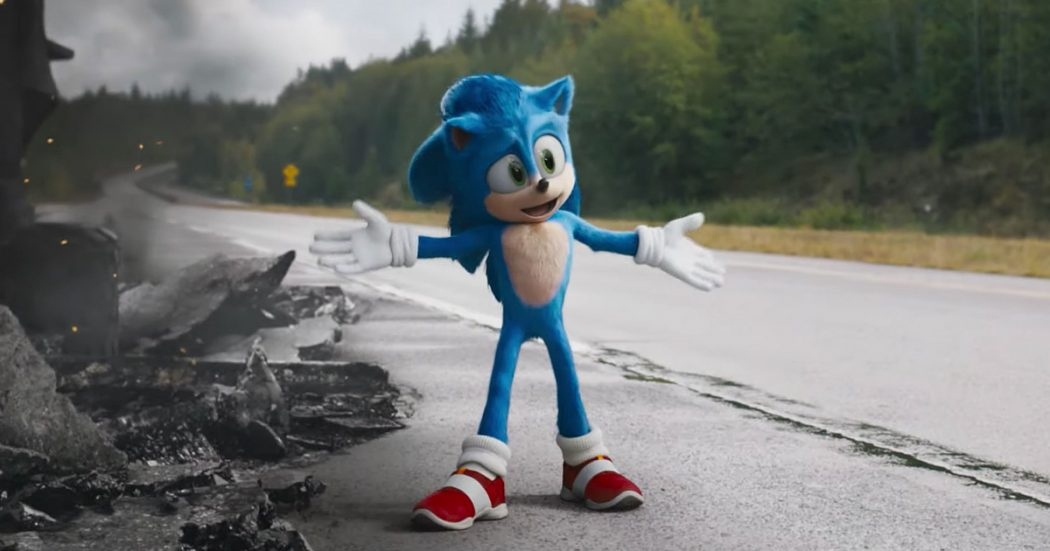 Sonic The Hedgehog Review The Wellesley News