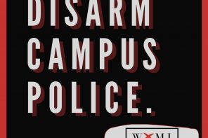 We must disarm the Wellesley College Police Department