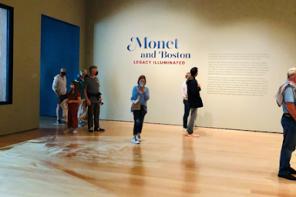 The MFA's Monet Exhibition Celebrates Impressionism's Legacy in Boston